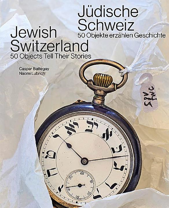 Buchcover Jüdische Schweiz  | Foto: Christoph Merian Verlag
