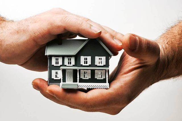 So kann man mit Wohnrecht und Nießbrauch eine Immobilie an Nachkommen weitergeben