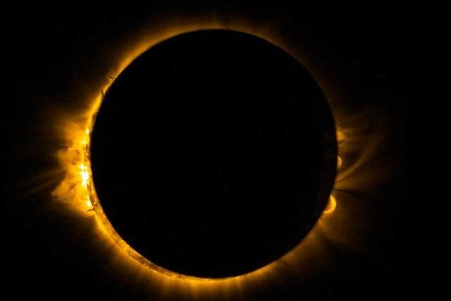 Was ist eine Sonnenfinsternis?
