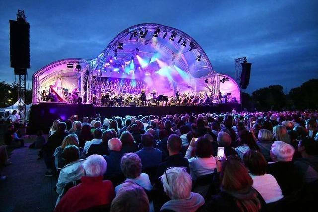 Wie war's beim... Orso-Konzert auf der Landesgartenschau in Lahr?