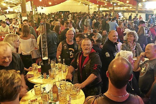Hörnlefest in Wallbach ist ein beliebter Selbstläufer