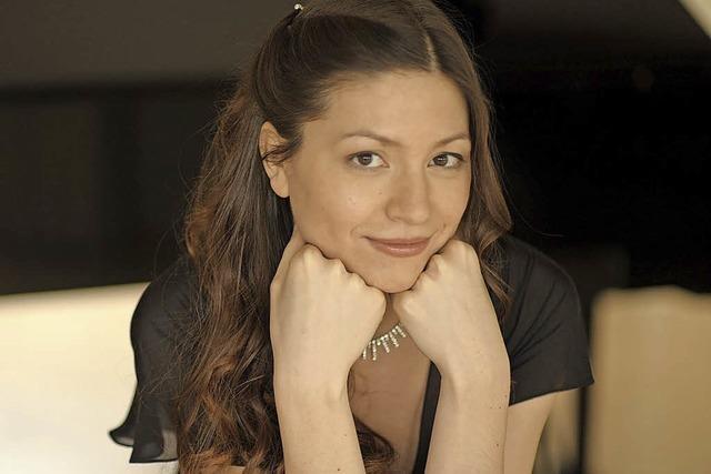 Pianistin Ekaterina Litvintseva spielt Bach, Mozart und Rachmaninow in Offenburg