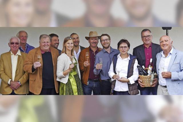 Nächstes Jahr mit sieben Weinmachern