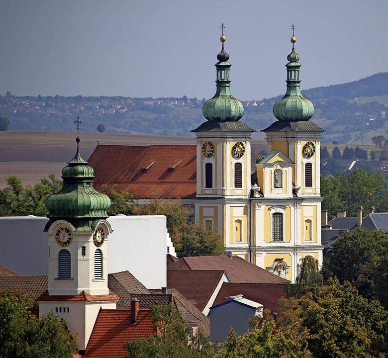 Die Stadtkirche St. Johann ist  eines ...die Geschichte des Bauwerks erfahren.     Foto: Simon
