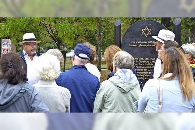 Das jüdische Leben in Diersburg