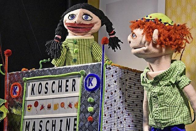 Bruchim Habaim auch in Freiburg
