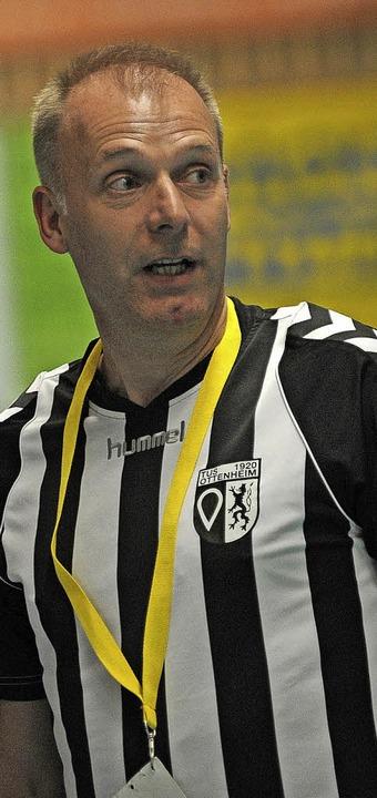 Ulf Seefeldt trägt zusammen mit Markus Heimburger die Verantwortung beim TuS.     Foto:  Büro Schaller