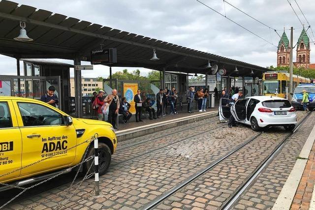 Bitte umfahren Sie Freiburg weiträumig