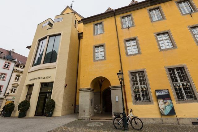 Augustinermuseum wegen Sanierung sieben Wochen lang geschlossen