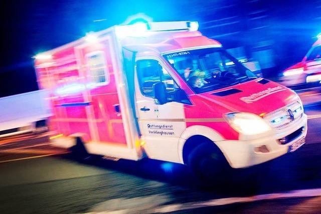 Verletzter flüchtet bei Stettener Straßenfest vor der Polizei