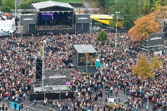 Livestream: Das #wirsindmehr-Konzert in Chemnitz