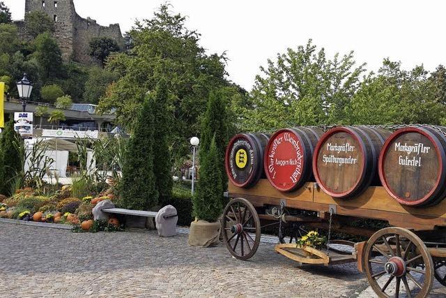 Weinfest in Badenweiler