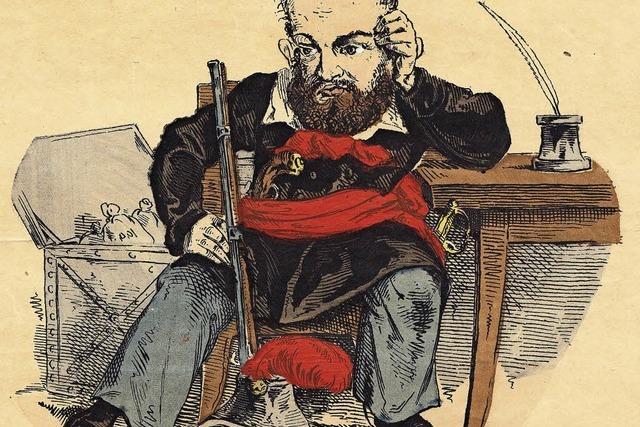 Herbstrevolution 1848 in Müllheim