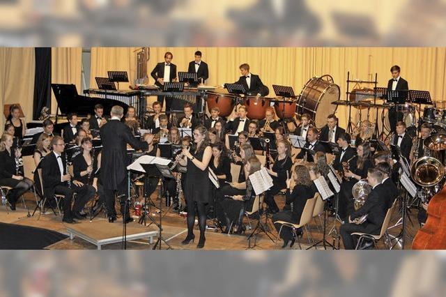 Junge Musiker der Spitzenklasse