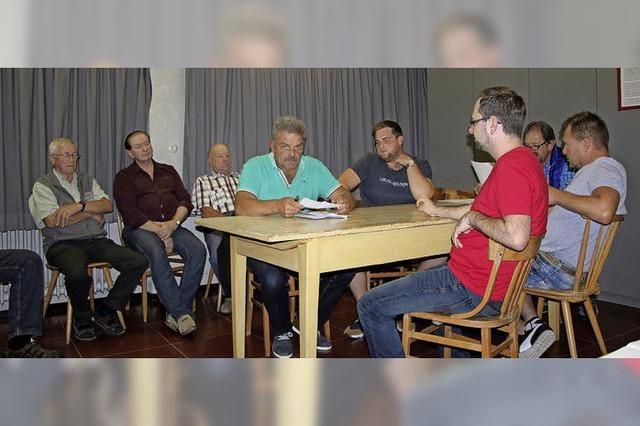 Ortschaftsrat legt Wunschliste fest