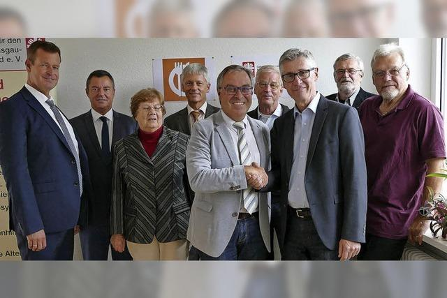 Caritas ab 2019 Träger der Tafel
