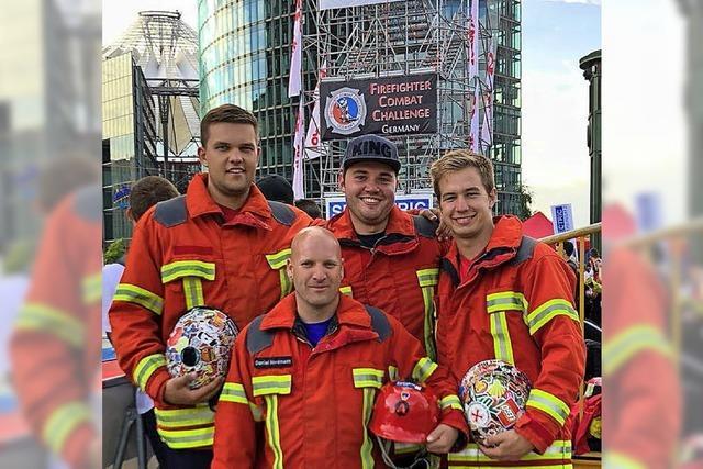 Diese Weiler Feuerwehrleute sind topfit