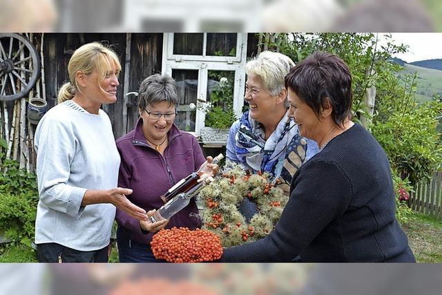 Gute Geschäfte im kleinen Garten Eden