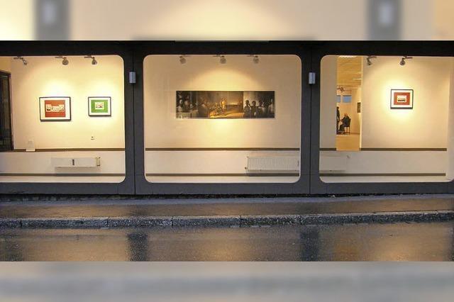 Zwischen Reichsstadtsiegeln und zeitgenössischer Kunst aus China