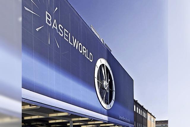 Unverhoffter Rückenwind für Baselworld