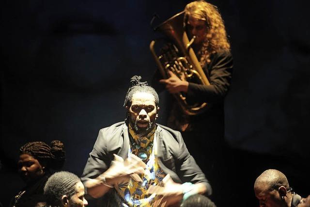 Mozart trifft Afrika