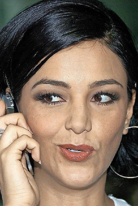 TV-Moderatorin Verona Pooth warb vor knapp 15 Jahren für die Telefonauskunft.   | Foto: dpa
