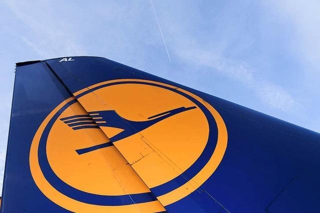 Lahr bekommt wieder ein eigenes Lufthansa-Flugzeug
