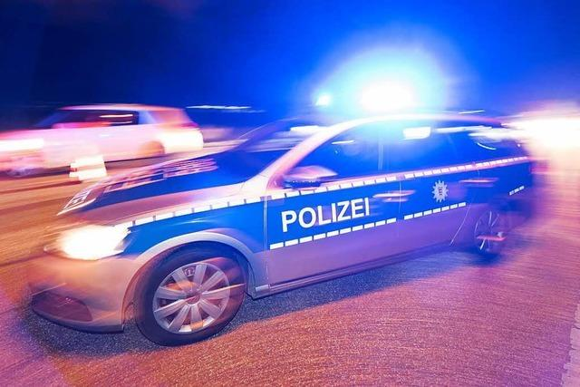 Toter Säugling in einem Wald in der Nähe von Sigmaringen gefunden