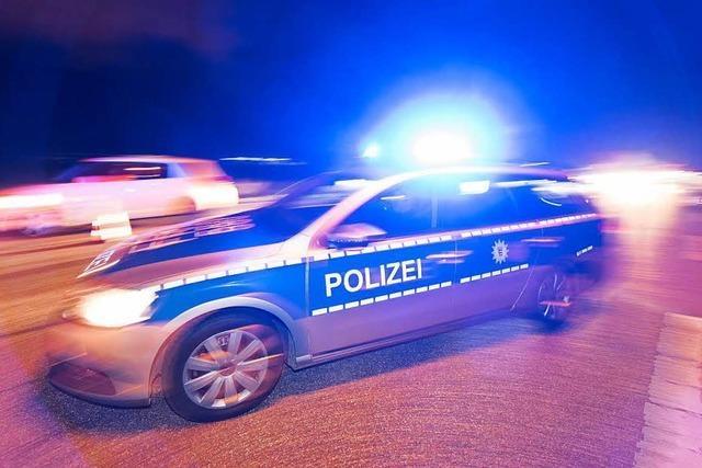 Unbekannte brechen in Firmengebäude in Wallbach ein