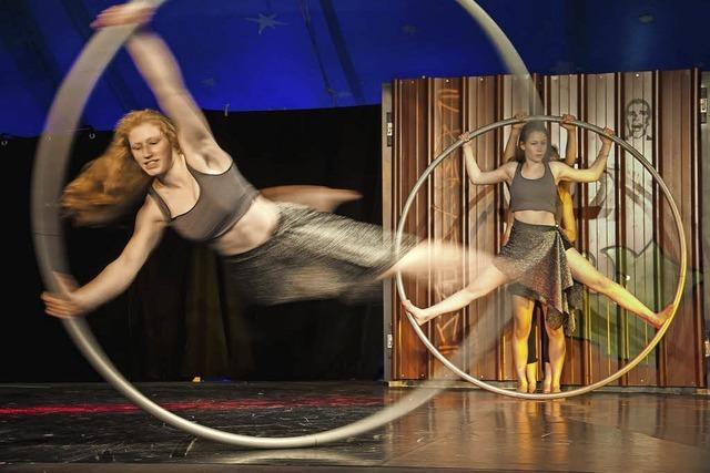 Artistik, Tanz, Theater und Performance
