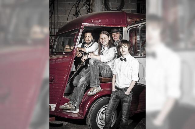 Coversongs vom Feinsten mit Flash Back Austin im Rockcafé Ettenheim-Altdorf