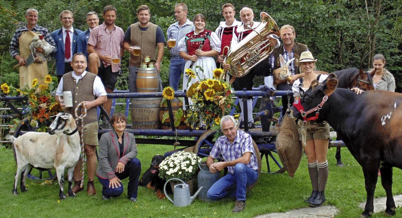 Am Samstag, 29. September, findet der große Enkendorfmarkt  statt.   | Foto: Michael Gottstein