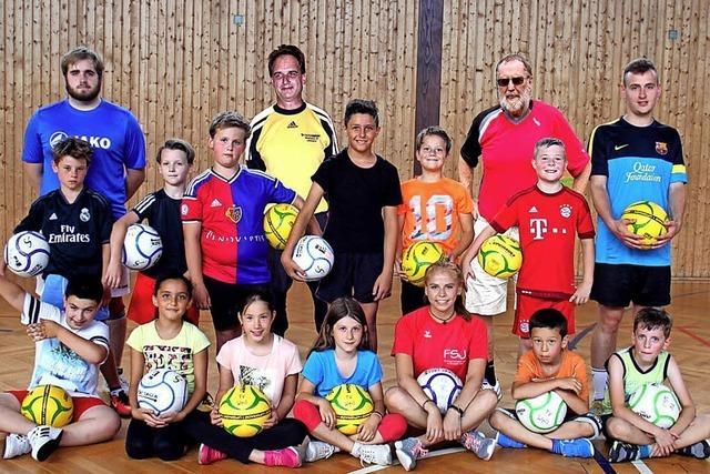 Faustball-Jugend sucht dringend Verstärkung