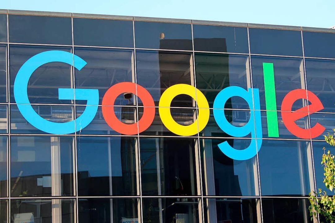Der Internetgigant Google   | Foto: DPA