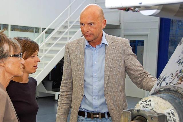 Henri Rowienski ist nicht mehr Geschäftsführer bei KBC in Lörrach
