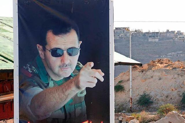 Weißes Haus droht Assad mit Konsequenzen bei Chemiewaffeneinsatz