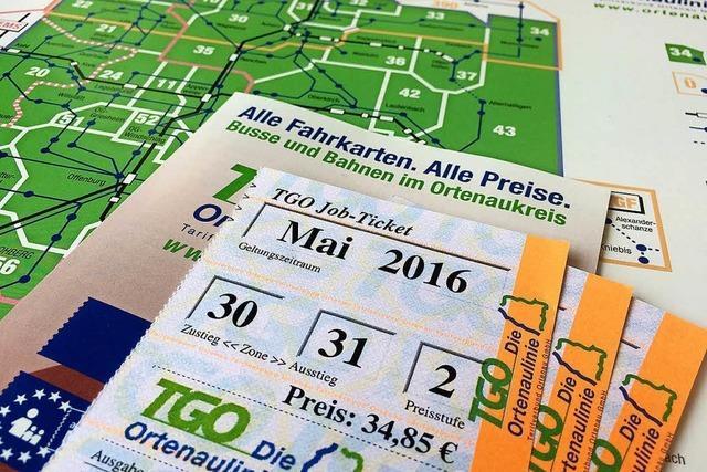 Hessen und Baden-Württemberg wollen Jobticket von Steuer befreien