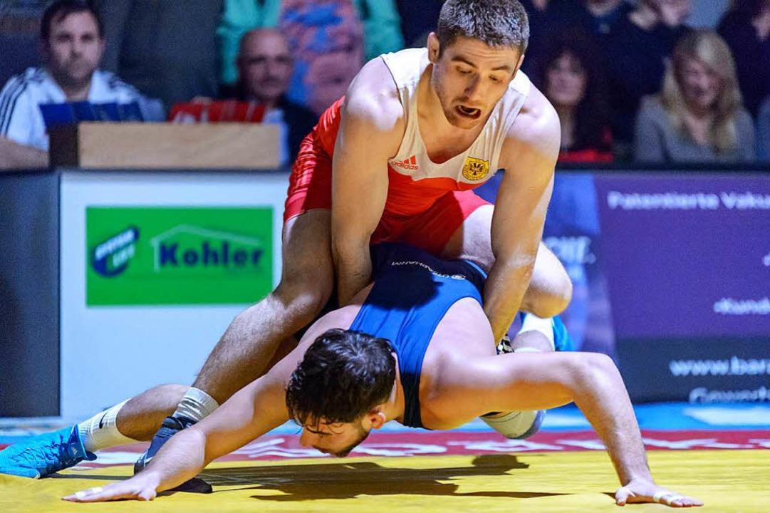 Das Halbfinale vor Augen hatten der Tu...f. Samstag startet ein neuer Versuch.   | Foto: Gerd Gründl