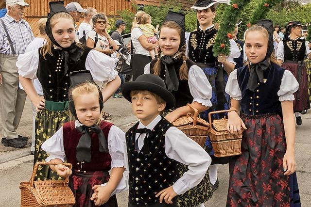 Musikverein Kappel und Heimatverein in Lenzkirch