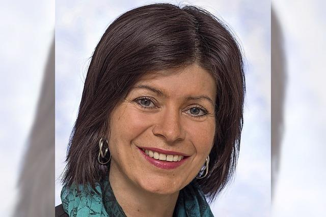 Dagmar Frenk neue Rektorin