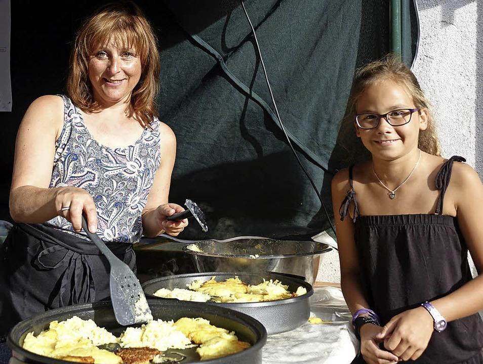 Kartoffeln in allen möglichen Variatio...s beim Hördöpfelfäscht in Rickenbach.   | Foto: Archivfoto: Theresa Tröndle