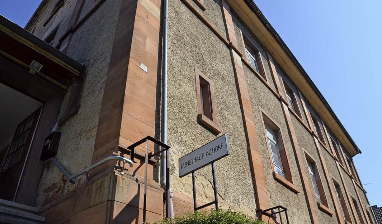 Die Sanierung der ehemaligen Synagoge/...Abt (Förderverein ehemalige Synagoge).  | Foto: Karl Kovacs