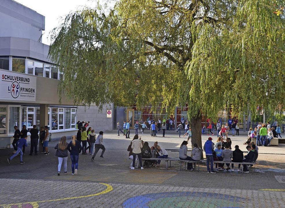 66 neue Schüler werden von nächster Wo...eben Lehrer kommen neu an die Schule.   | Foto: Martin Wunderle