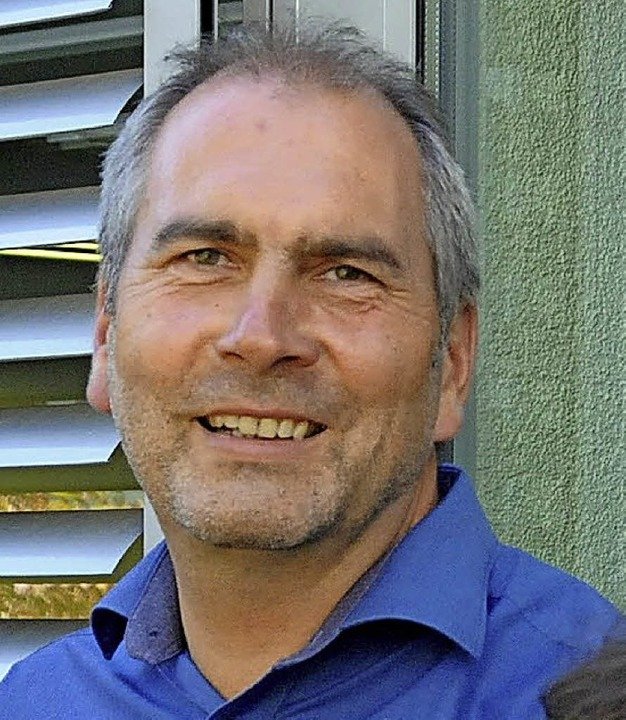 Rektor Stefan Royl  | Foto: Robert Bergmann