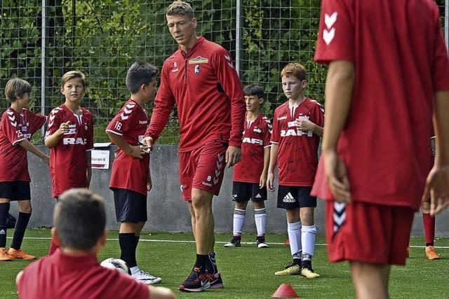SC Freiburg sichtet junge Talente