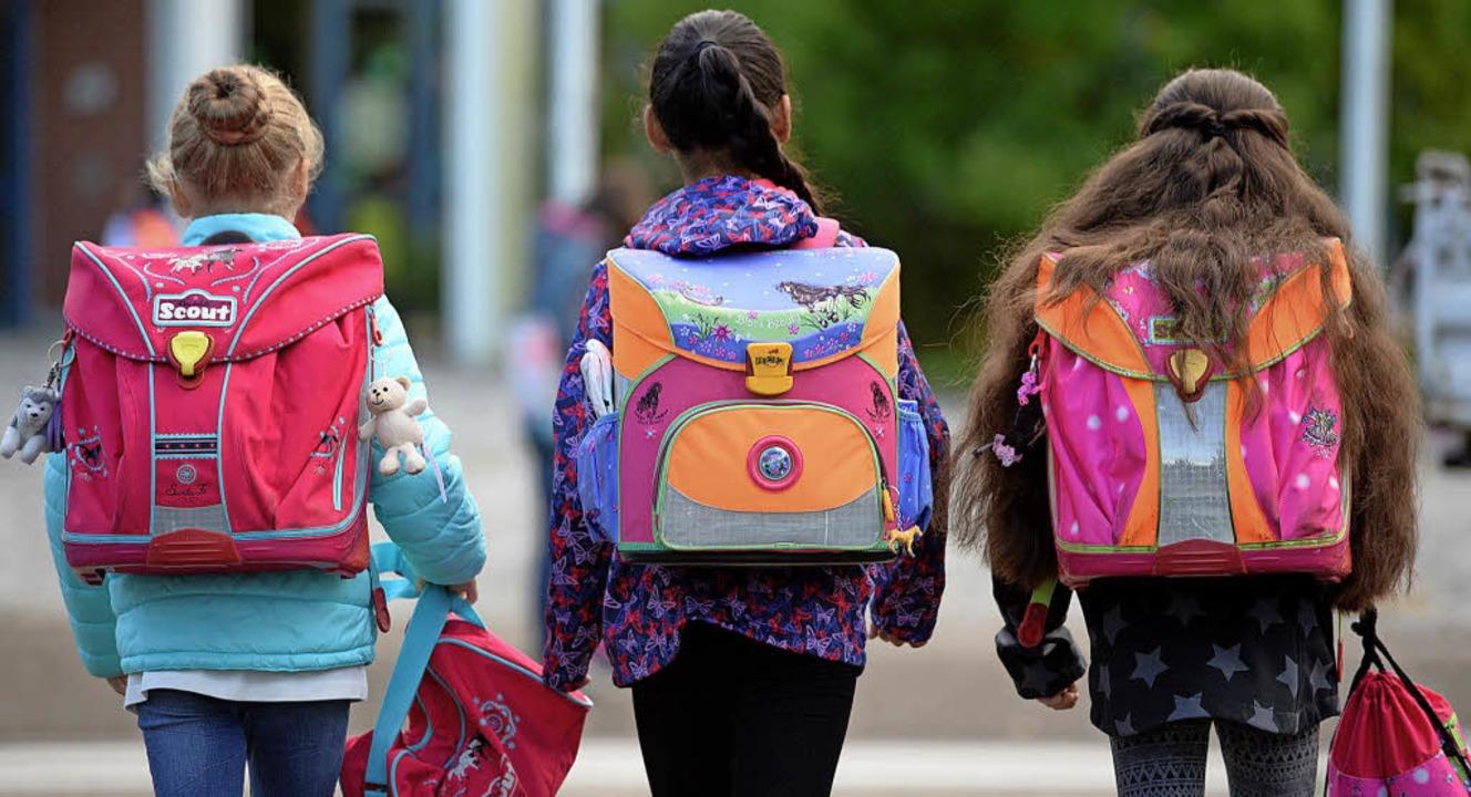 Für die meisten Schülerinnen und Schül...änger haben noch ein paar Tage Pause.   | Foto: Symbolfoto: DPA