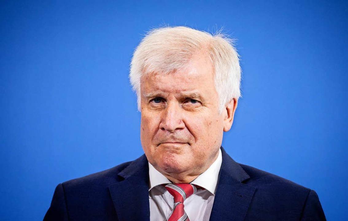 Horst Seehofer  | Foto: dpa