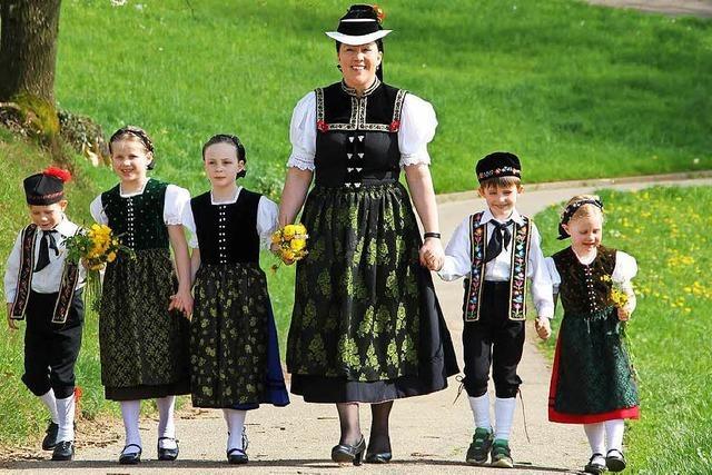 Das Programm zum Höhepunkt der Heimattage in Waldkirch