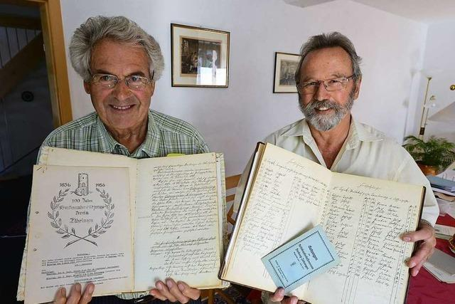 Nach 162 Jahren löst sich Zähringens ältester Verein auf