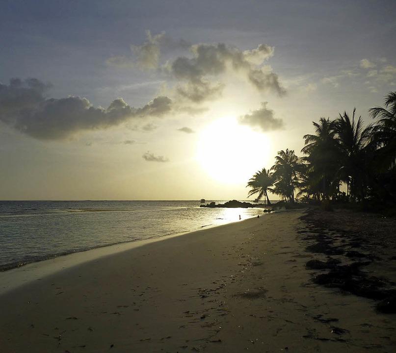 Karibisches Paradies: Corn Island    Foto: Hannah Fedricks Zelaya